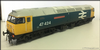 Bachmann 31-660A TTC L Class 47 47424 'Brontes of Haworth' Large Logo - Expertly Reworked by ABC